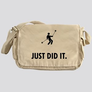 Yo-Yo Messenger Bag