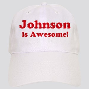 Johnson is Awesome Cap