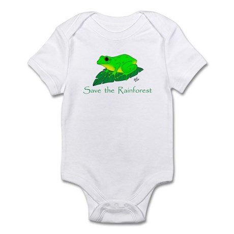 Save the Rainforest Infant Bodysuit
