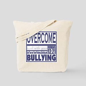 Overcome Bullying Tote Bag
