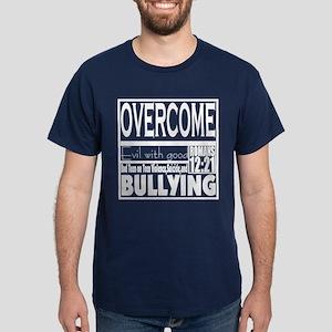 Overcome Bullying Dark T-Shirt