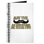 May the stache be with you Journal