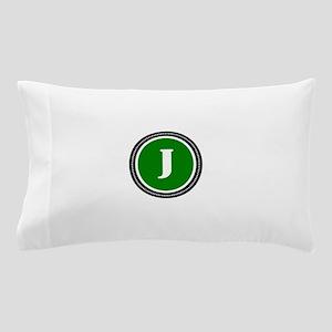 Green Pillow Case