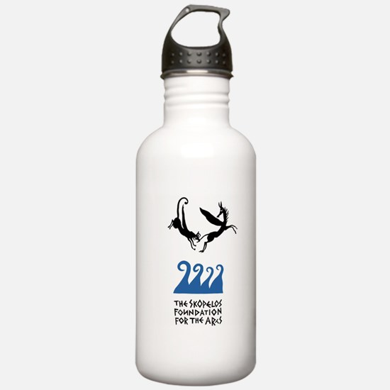 The Skopelos Foundation for the Arts Water Bottle