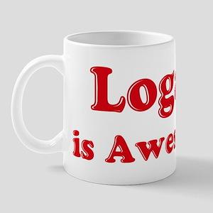 Logan is Awesome Mug