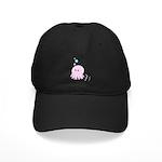 Cute pink octopus Baseball Hat