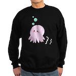 Cute pink octopus Sweatshirt