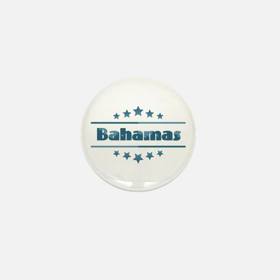 Bahamas Mini Button