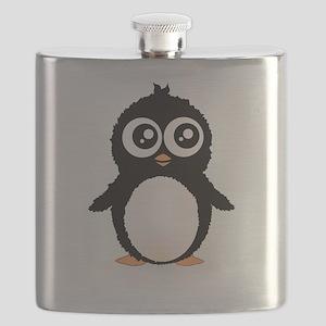 Cute penguin Flask