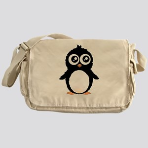 Cute penguin Messenger Bag