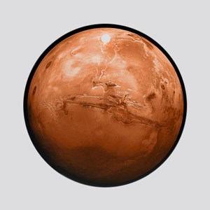 Planet Mars Ornament (Round)