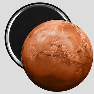 Planet Mars Magnet