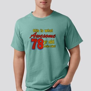 78 Mens Comfort Colors Shirt