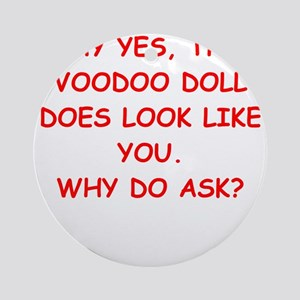 VOODOO Ornament (Round)