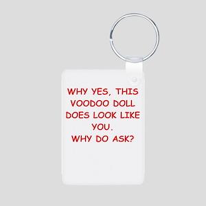VOODOO Keychains