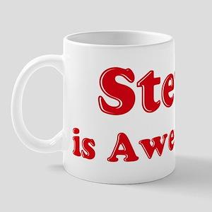 Steve is Awesome Mug