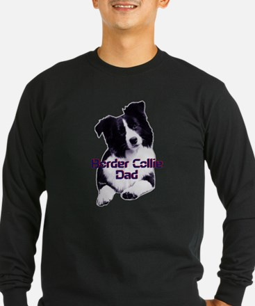 border collie dad T