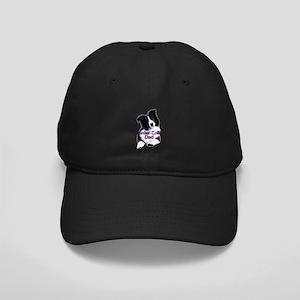 border collie dad Black Cap