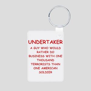 UNDERTAKER Keychains