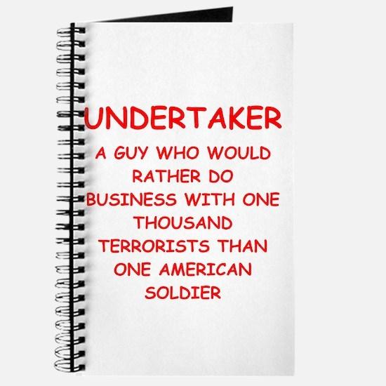 UNDERTAKER Journal