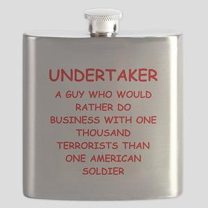 UNDERTAKER Flask