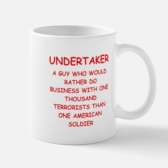 UNDERTAKER Mug