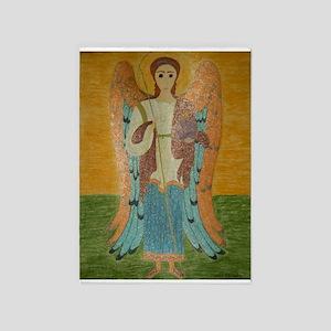 Saint Michael 5'x7'Area Rug