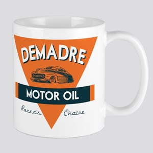 DeMadre Motor Oil Mug