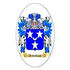 Arbuthnot Sticker (Oval)