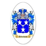 Arbuthnot Sticker (Oval 10 pk)