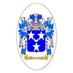 Arbuthnot Sticker (Oval 50 pk)