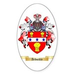 Arbuckle Sticker (Oval)