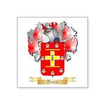 Araujo Square Sticker 3