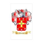 Araujo Sticker (Rectangle 50 pk)