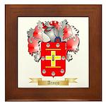Araujo Framed Tile
