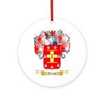 Araujo Ornament (Round)
