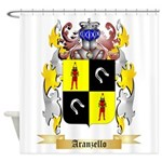 Aranzello Shower Curtain