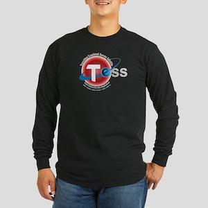 TESS Program Logo Long Sleeve Dark T-Shirt
