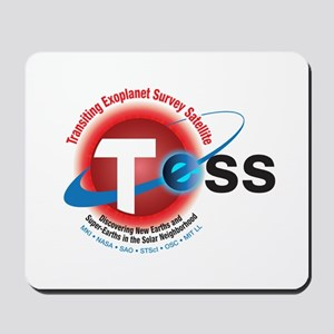 TESS Program Logo Mousepad