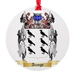 Arango Round Ornament