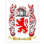 Aranda Small Poster