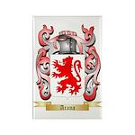 Arana Rectangle Magnet (100 pack)