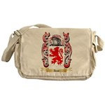 Aran Messenger Bag