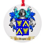 Aragou Round Ornament