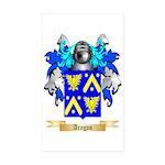 Aragou Sticker (Rectangle 10 pk)