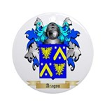 Aragou Ornament (Round)
