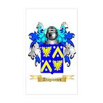 Aragoneses Sticker (Rectangle)