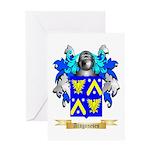 Aragoneses Greeting Card