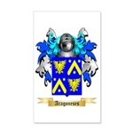 Aragoneses 35x21 Wall Decal