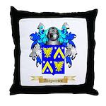 Aragoneses Throw Pillow